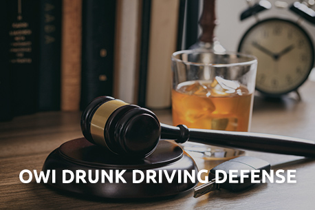 OWI Drunk Driving Defense